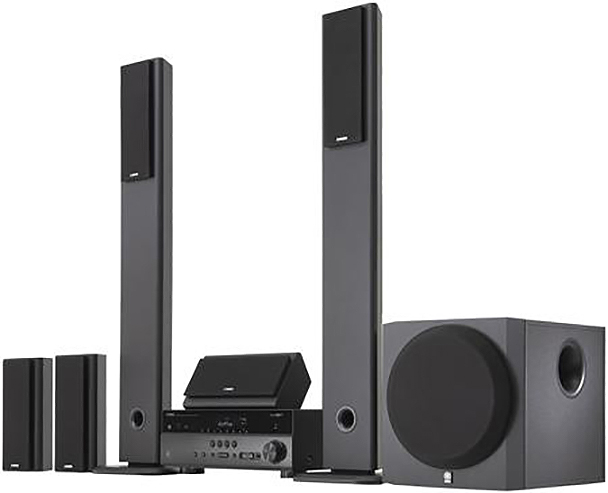 Advanced Home Theater System