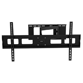 Heavy-Duty Full Single Arm Motion Wall Mount for 55
